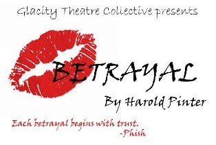 Betrayal poster image of red lipstick kiss mark